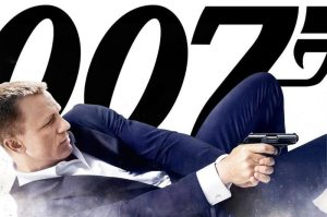 Top 5 Bond Movies-Intro