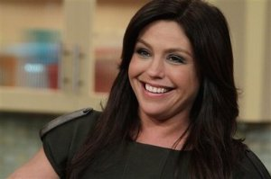 Why am I posting a picture of Rachael Ray as I write about Nancy?---Hell if I know.