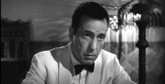 Rick Blaine, Casablanca, Humphrey Bogart