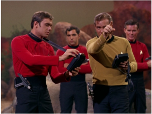 Star Trek Red Shirt Curse