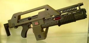 Aliens 2 Gun